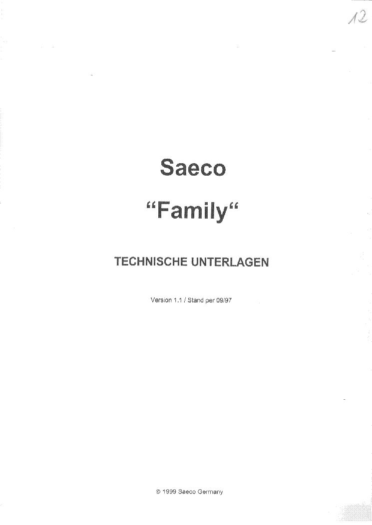 Инструкция Saeco Incanto Rondo